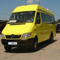 Автобус под наем – Mercedes Benz