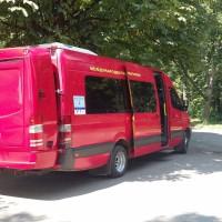 Автобус под наем – Mercedes Sprinter 515