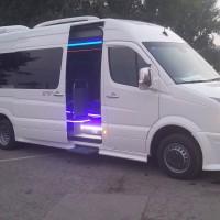 Автобус под наем, Volkswagen Crafter