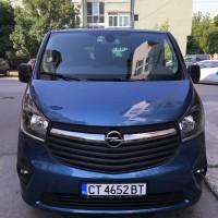 Автобуси под наем, Opel Vivaro